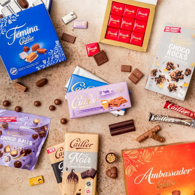 BUY CAILLER CHOCOLATES